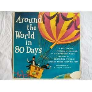 SOUND STAGE ORCHESTRA Around The World in 80 Days LP: Cinema Sound