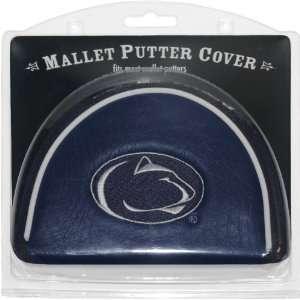 Penn State  Logo Golf Mallet Putter Cover Sports
