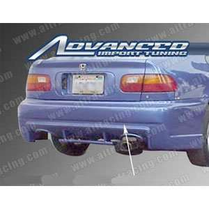 92 95 Honda Civic EVO 3 Rear Bumper Automotive