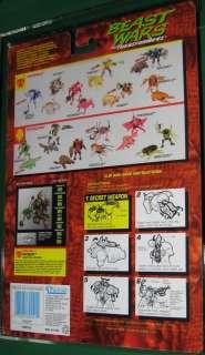 AFA 85 Beast Wars Rhinox MOC Transformers 1996