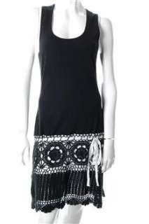 FAMOUS CATALOG Moda Black Casual Dress BHFO Sale L |