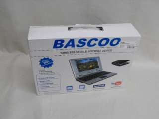 Bascoo 7 MA200WID Mini Netbook Laptop Mobile Internet Device WiFi AS