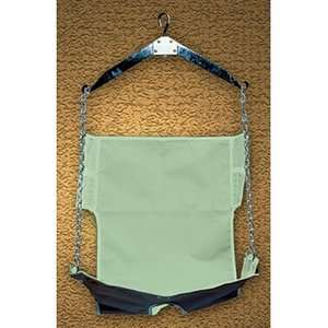 Products Standard Patient Lift Sling with Optional Commode Cut Out