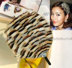 Beautiful Feather Headband   TIGER STRIPE High Quality
