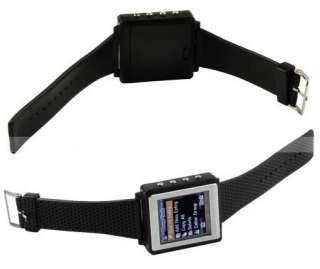 Latest Triband Q81i Touch screen GSM Watch Cell Phone AT&T T Mobile