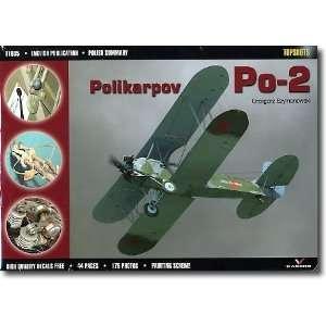 Polikarpov Po2 (Topshots) (9788389088635): Grzegorz: Books