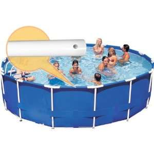 Summer Escapes 15 ft Pool Frame Horizontal Bar Patio
