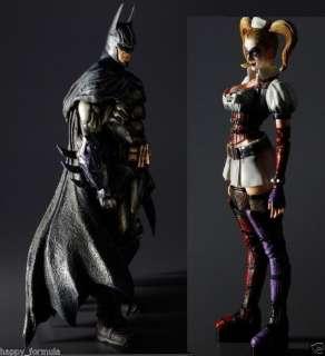 Square Enix Batman Arkham Asylum Play Arts Kai Batman Armored suit