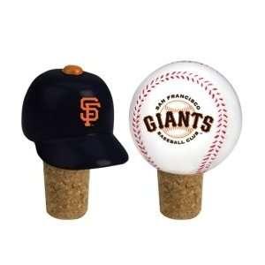 San Francisco Giants Bottle Cork Set