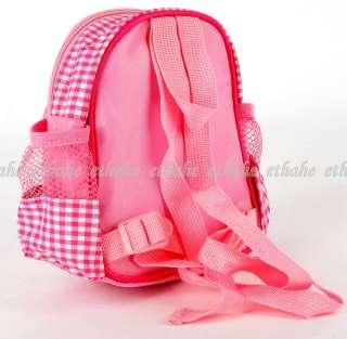 Hello Kitty Mini Backpack Rucksack School Bag EIGEL0