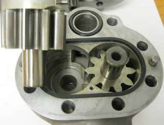 Item Title General Purpose Double Vane Hydraulic Pump Parts