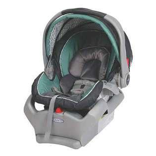 Graco SnugRide 35 Car Seat   Bermuda  Baby Baby Gear & Travel Car