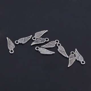 Dragonfly Wings Angels Flying Loose Spacer Charms Bead Finding