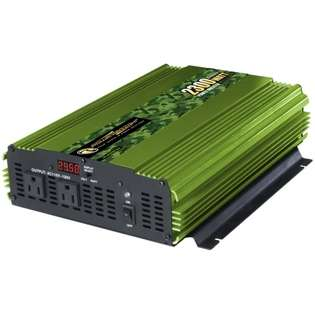 PowerBright PMI 200MS 200 Watt Modified Sign Wave Inverter at