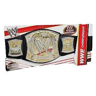 CHAMPIONSHIP BELT  WWE Toys & Games Action Figures & Accessories