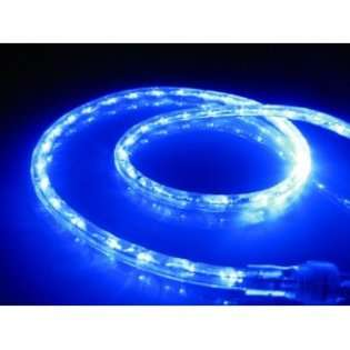 ORANGE TREE TRADE 25Ft Rope Lights; Ocean Blue LED Rope Light Kit; 1