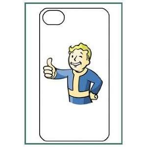 Pip Boy Game iPhone 4s iPhone4s Black Designer Hard Case
