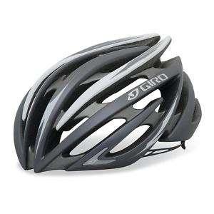 Giro Aeon Matte Titanium/Silver Bike Helmet Size Small