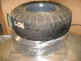Foam Filled General 15 19.5 Ameri Jumbo JC Tires