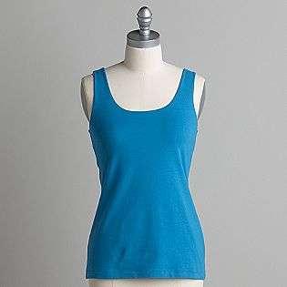Womens Shelf Bra Tank Top  Basic Editions Clothing Womens Tops