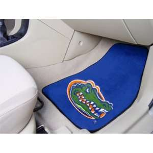 Florida Gators New Car Auto Floor Mats Front Seat