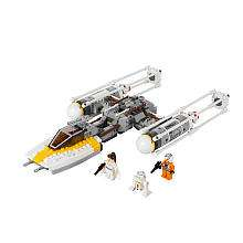 LEGO Star Wars Gold Leaders Y Wing Starfighter (9495)   LEGO   Toys