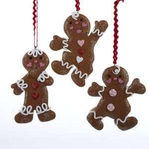 Club Pack of 12 Gingerbread Kisses Gingerbread Man Cookie