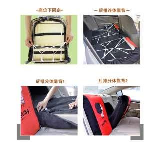 Car Front Rear Seat Plush Cover Cushion Set 18pcs Leopard Point