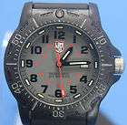 luminox 8802 black ops navy seals anniversary watch