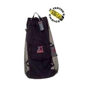XS Scuba Deluxe Mesh Backpack Gear Bag