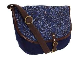 Lucky Brand HAPPY TRAILS CHERRY BLOSSOM Messenger Bag