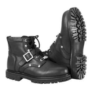River Road Womens Crossroads Buckle Boots, Size 9.5, Gender Womens