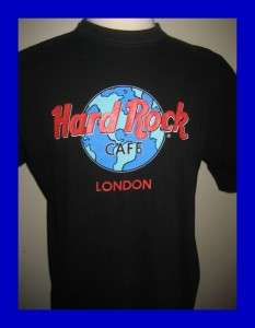 Hard Rock Cafe London T Shirt L