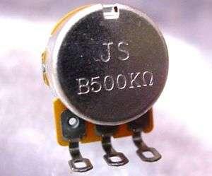 B500k MINI ELECTRIC GUITAR CONTROL POT