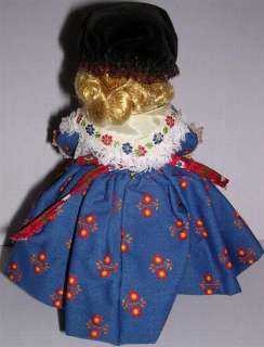 German Madame Alexander Doll Bent Knee Wendy Ann Face