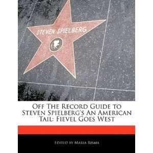 An American Tail Fievel Goes West (9781171146674) Maria Risma Books