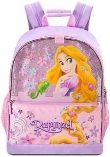 Tangled Rapunzel School Backpack NEW
