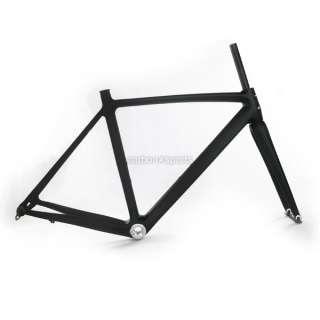 CXS Super Light Carbon Fiber Road Racing Bike Frame & Fork Size47/51