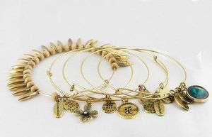NEW Premier Design Retro Spike Beads Gold Tone Fashion Lady Bracelet