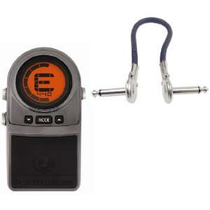 Planet Waves Tru Strobe Pedal Tuner with True Bypass and a