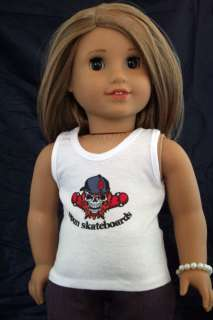 Doll Clothes T30 T  Shirt fits for American Girl & 18 Dolls