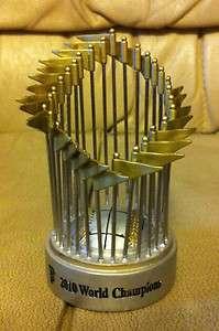 San Francisco Giants 2010 World Series Replica Trophy   Unopened in