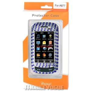 Bling Diamante Rhinestone Hard Case Cover For Samsung Impression SGH