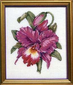 Barbara Baatz   Five Fabulous Flowers Cross Stitch Book