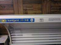 Sunquest Pro 24 Rs Tanning Bed On Popscreen