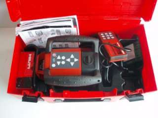 PR26 CONSTRUCTION ROTATING LASER LEVEL SELF LEVELING GREEN BEAM PR 26