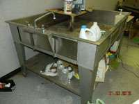 STAINLESS STEEL SINKS