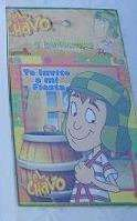 El Chavo del 8 INVITATIONS x24 Party Supplies Favors