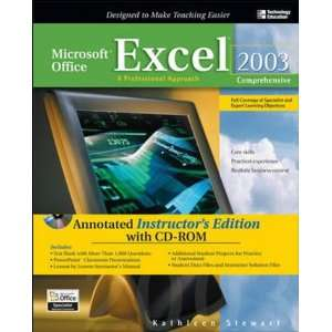 Microsoft Office Excel 2003 Comprehensive   Annotated