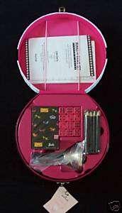 NIB Hallmark Barbie 45th Anniversary Bunko & Game Set